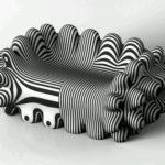 zebra soffa